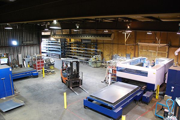 All Metal Manufacturing Services Inc.